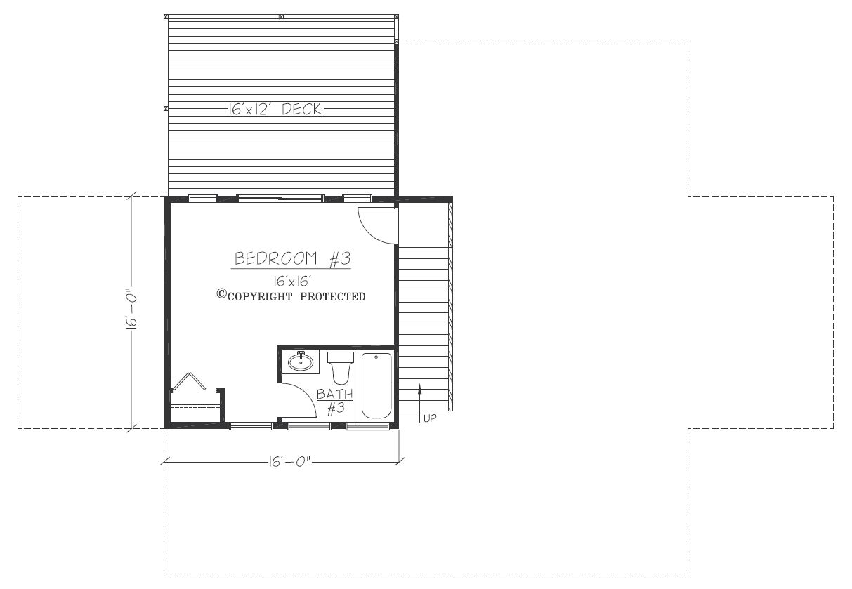 Design Contemporary Tranquility2story 3616 Floorplan2