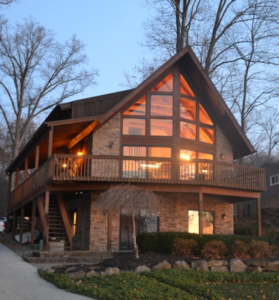 Chalet Timber Home