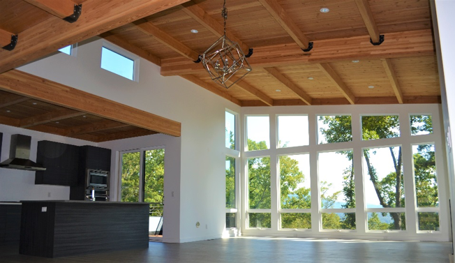 Post and Beam Home Kits | Logangate
