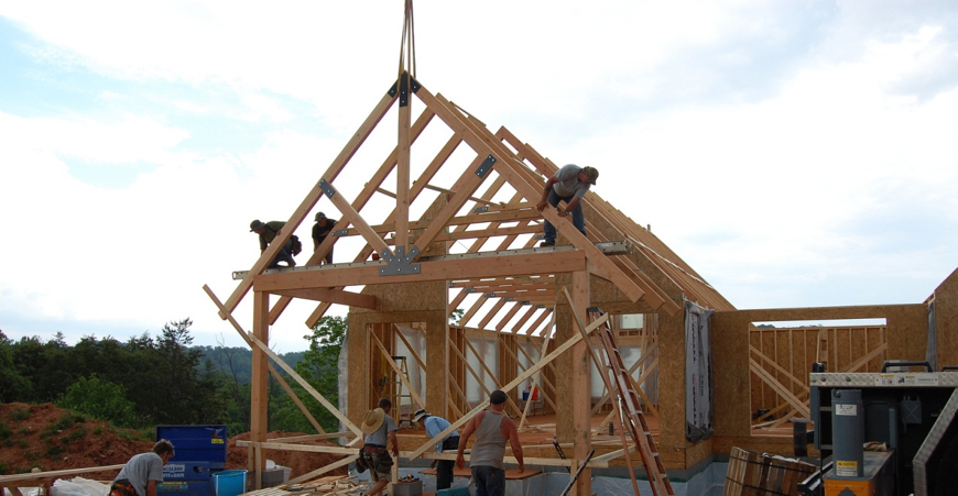 Timber Frame Home Kit